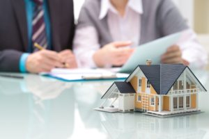 Client filing a multifamily financing loan