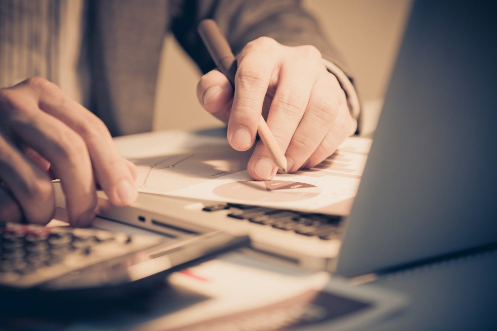 Analyzing finance