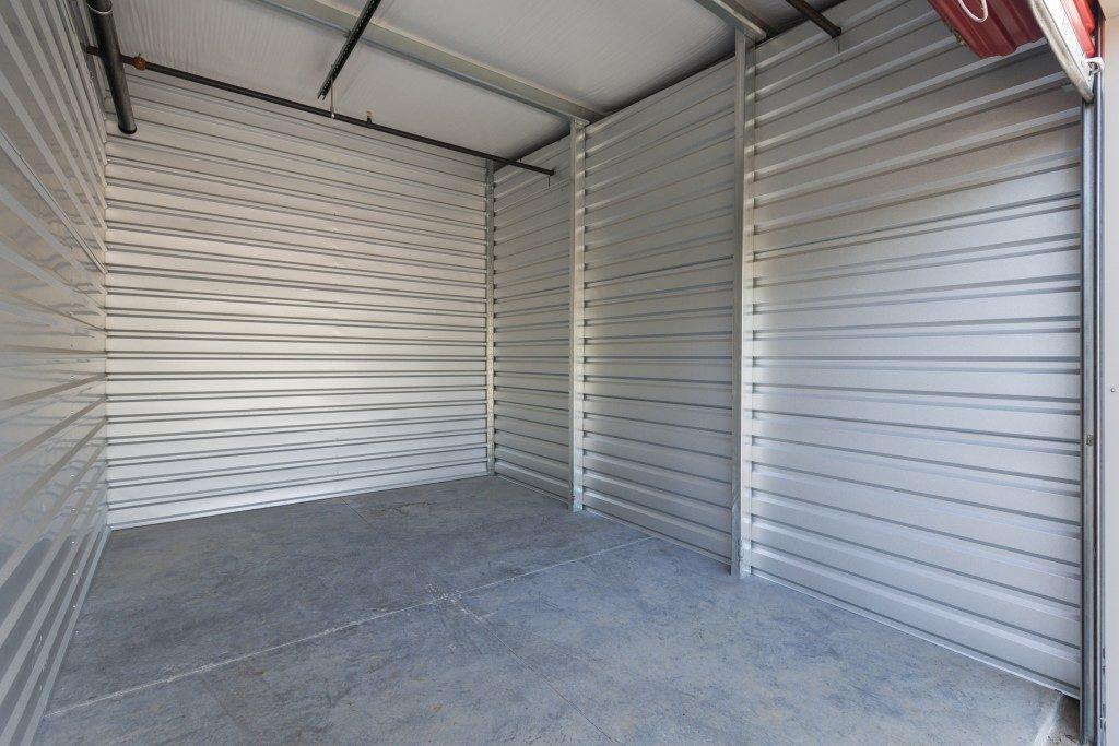 opening garage