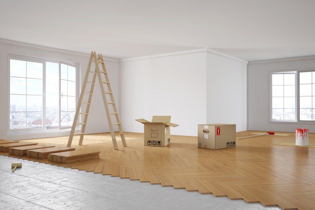 renovate room