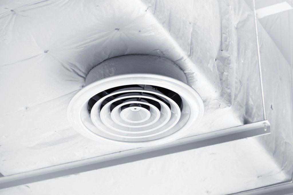proper ventilation