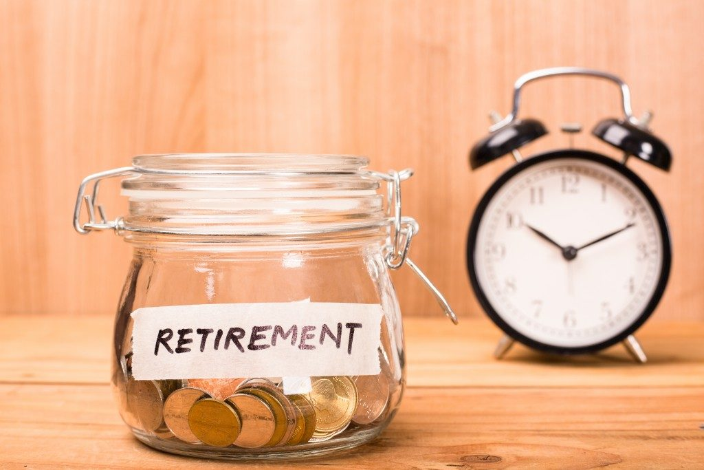 Save money fund retirement