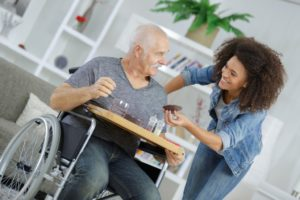 taking care of aging parents