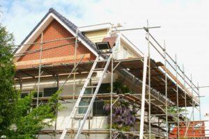 Home exterior repair